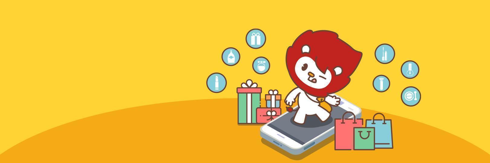 康是美網購eShop,刷台新滿千現折100元