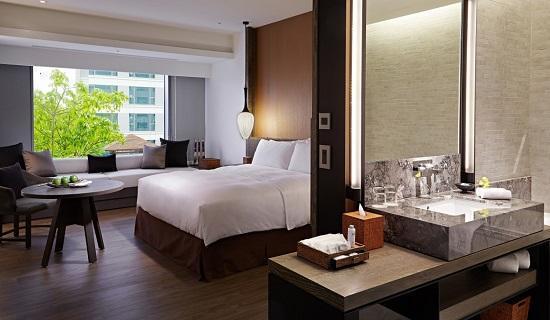 台南晶英酒店 夏季限定 刷台新住宿享專屬價NT$3,300